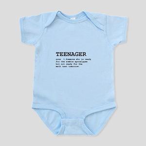 Teenager Infant Bodysuit
