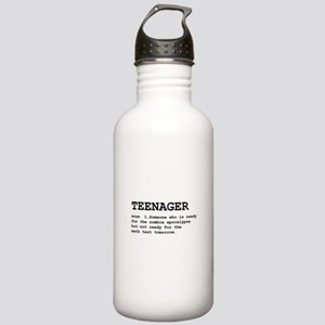 Teenager Stainless Water Bottle 1.0L