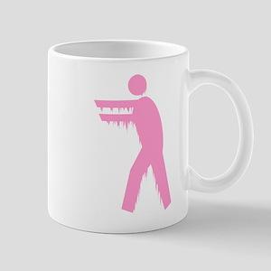 Pink Zombie Icon Mug