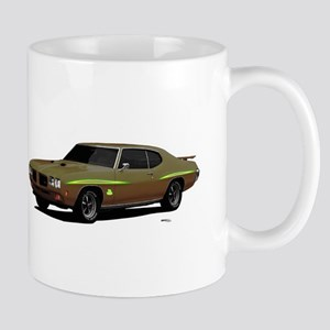 1970 GTO Judge Granada Gold Mug