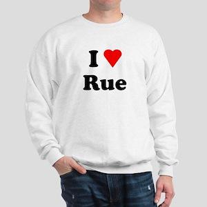 I Heart Love Rue Sweatshirt