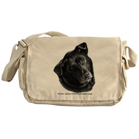 Corvis, Black Lab Mix Messenger Bag