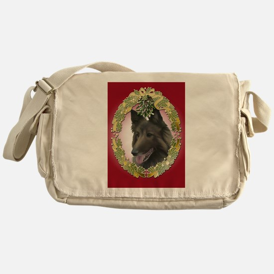Belgian Tervuren (Fawn) Chris Messenger Bag