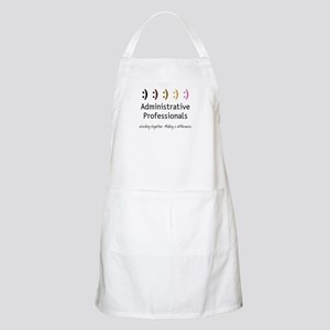 Working Together Apron