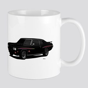 1970 GTO Judge Starlight Black Mug