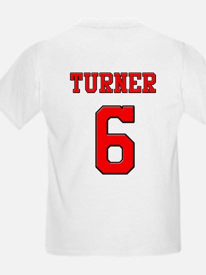Caribbean Pirates Turner Kids T-Shirt