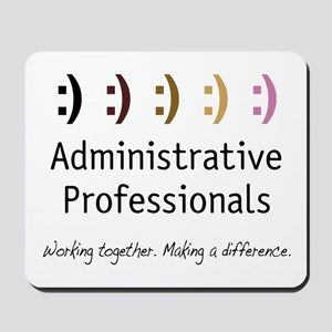 Working Together Mousepad
