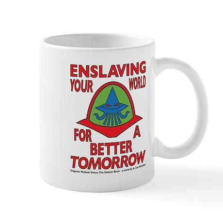 Emperor Mollusk Logo Mug