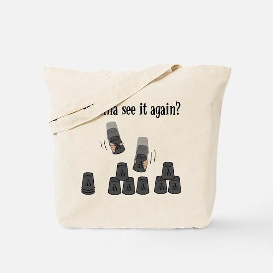 Stack-It Tote Bag (designs on both sides)