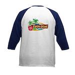 Captiva Island Kids Baseball Jersey