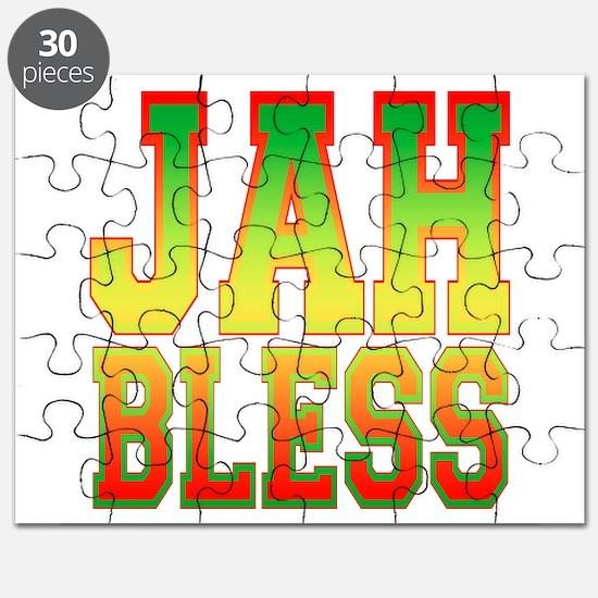 Jah Bless Puzzle