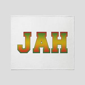 JAH Throw Blanket