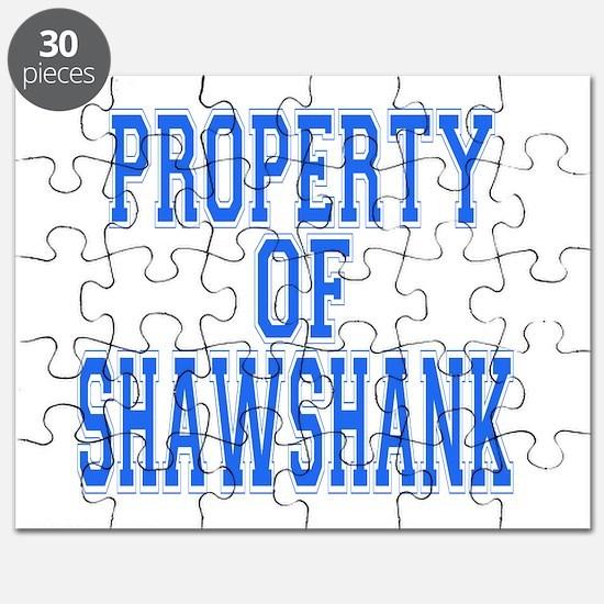 Property of Shawshank Puzzle