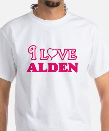 I Love Alden T-Shirt