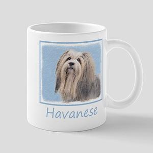 Havanese 11 oz Ceramic Mug