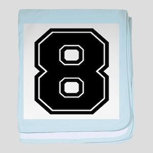 8 baby blanket