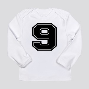 9 Long Sleeve Infant T-Shirt