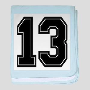 13 baby blanket