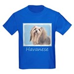 Havanese Kids Dark T-Shirt