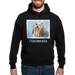 Havanese Hoodie (dark)
