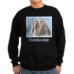 Havanese Sweatshirt (dark)