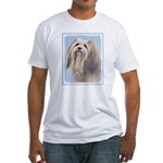 Havanese Fitted T-Shirt