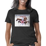 awesome_white_background Women's Classic T-Shirt