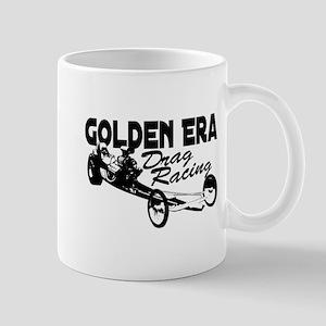 Slingshot Dragster Nostalgia Mug