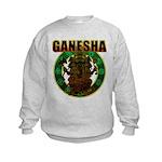 Ganesha5 Kids Sweatshirt