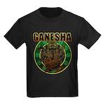 Ganesha5 Kids Dark T-Shirt