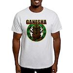 Ganesha5 Light T-Shirt