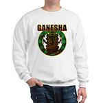 Ganesha5 Sweatshirt