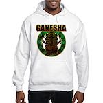 Ganesha5 Hooded Sweatshirt