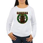 Ganesha5 Women's Long Sleeve T-Shirt