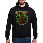 Ganesha5 Hoodie (dark)