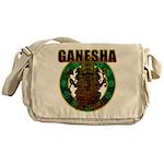 Ganesha5 Messenger Bag