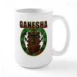 Ganesha5 Large Mug