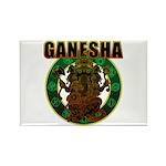 Ganesha5 Rectangle Magnet (100 pack)