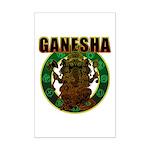 Ganesha5 Mini Poster Print