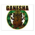 Ganesha5 Small Poster