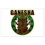 Ganesha5 Large Poster