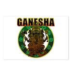 Ganesha5 Postcards (Package of 8)