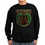 Ganesha5 Sweatshirt (dark)