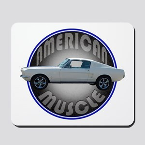 Ford Mustang American Muscle Mousepad