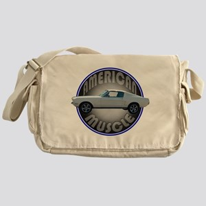 Ford Mustang American Muscle Messenger Bag