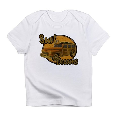 Surf Dreams Woodie Wagon Infant T-Shirt