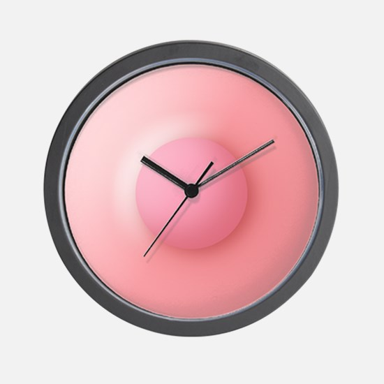 Nipple Wall Clock