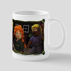 A Stitch In Rhyme Crocheted Cast Mugs