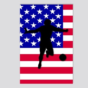 USA World Cup 2006 Postcards (Package of 8)