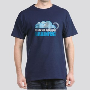 Chance of Brainfog Dark T-Shirt